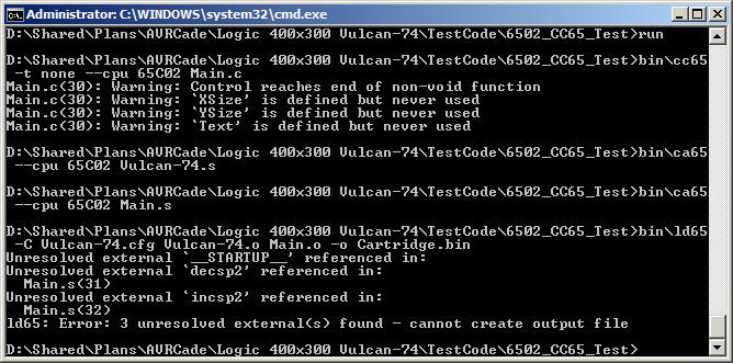 6502 org • View topic - Vulcan-74 - A 6502 Powered Retro